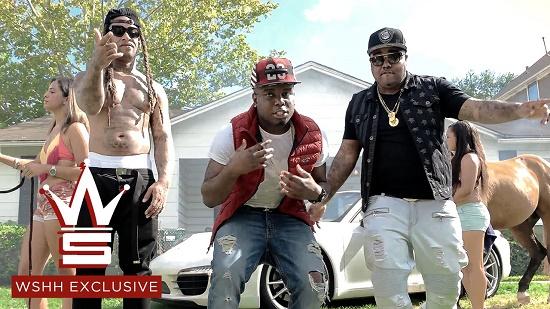 T-Wayne - Nasty (Freestyle) (Feat. Ty Dolla $ign & Chedda Da Connect) [Vídeo]