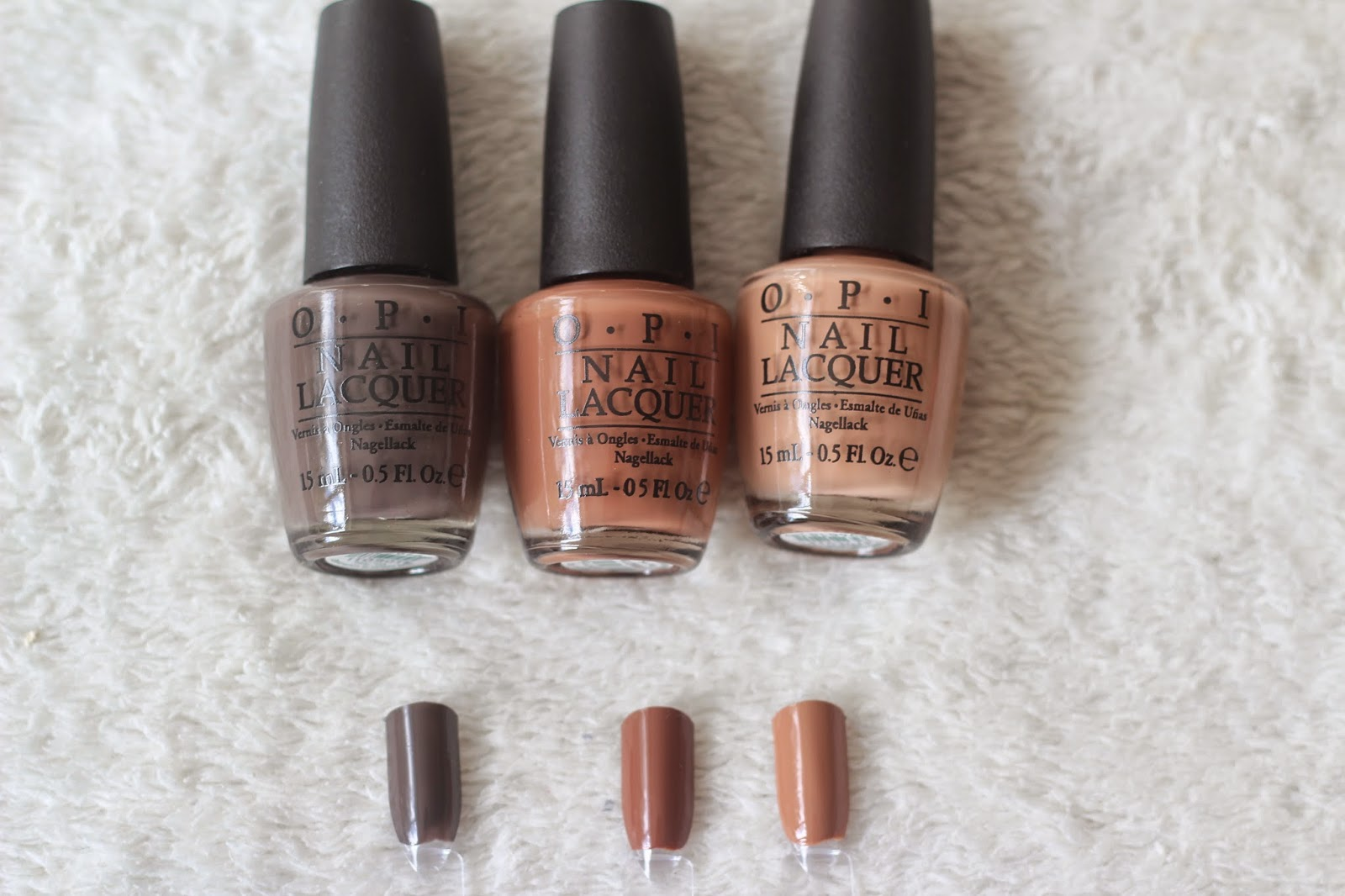 OPI Nordic Collection A/W '14