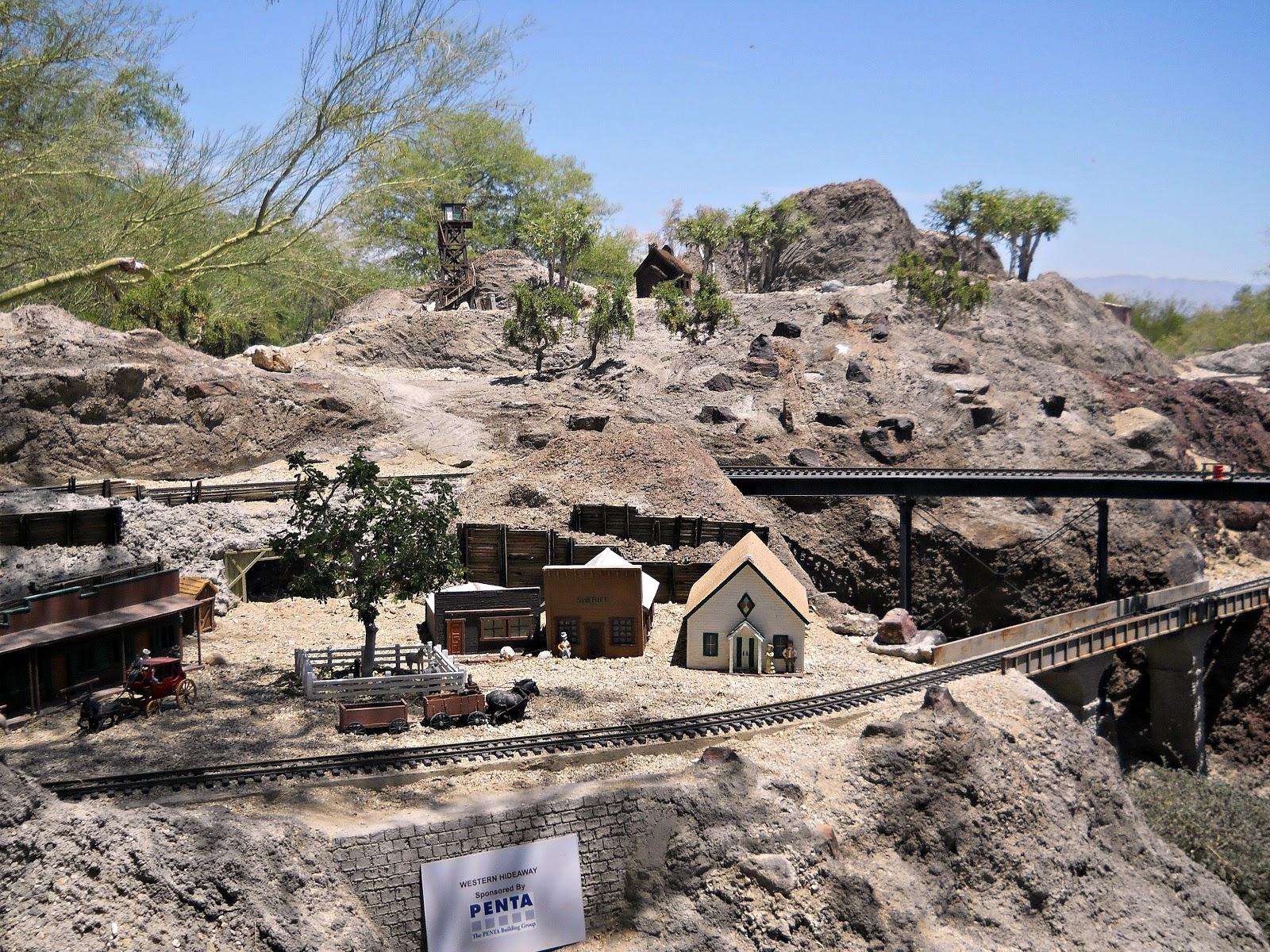 The Living Desert in Palm Desert, California ...