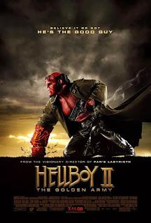 Watch Hellboy II: The Golden Army (2008) movie free online