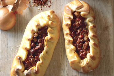 Beef And Kashkaval Pide Recipe