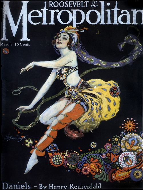willy pogany cover magazine