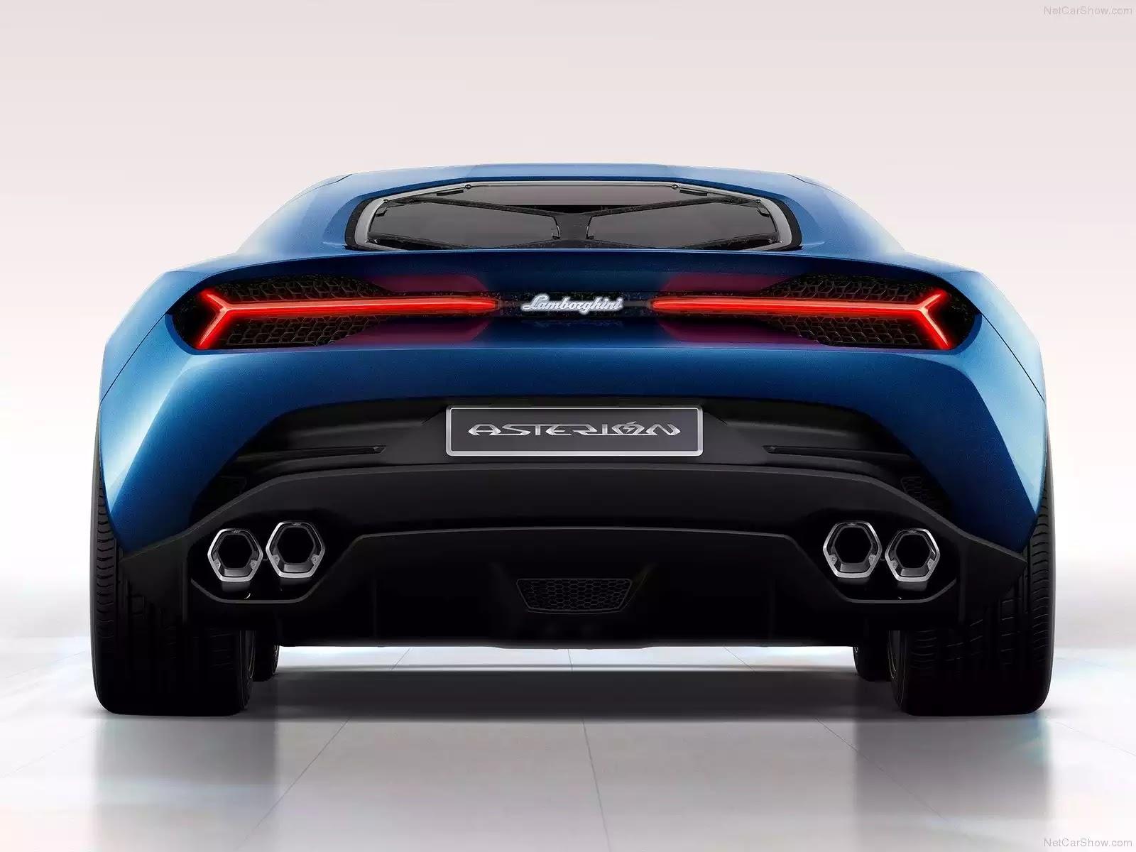 Hình ảnh siêu xe Lamborghini Asterion LPI910-4 Concept 2014 & nội ngoại thất