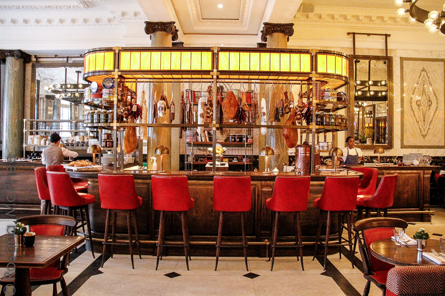 hot & chilli | food and travel blog: rosewood london, slow food