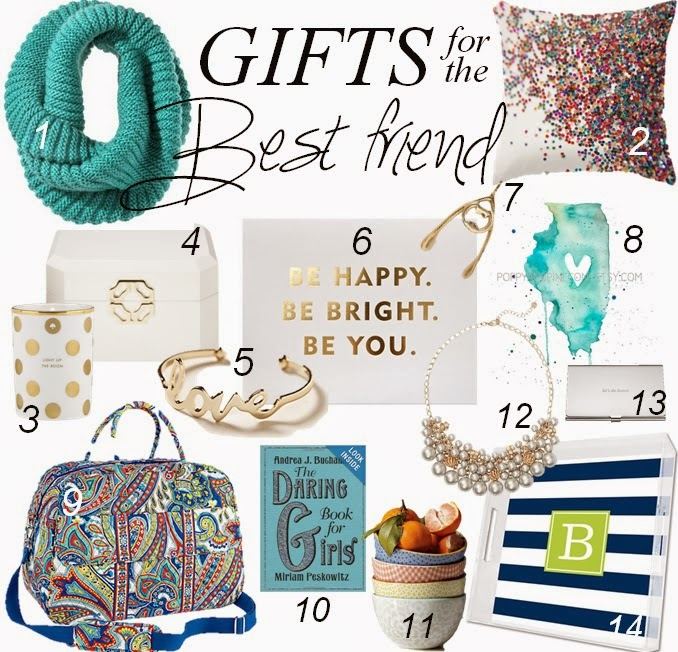Iron twine gift guide the best friend for Gift to give your best friend