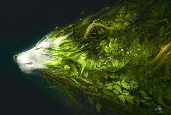 Alector Fencer deviantart illustrations fantasy nature