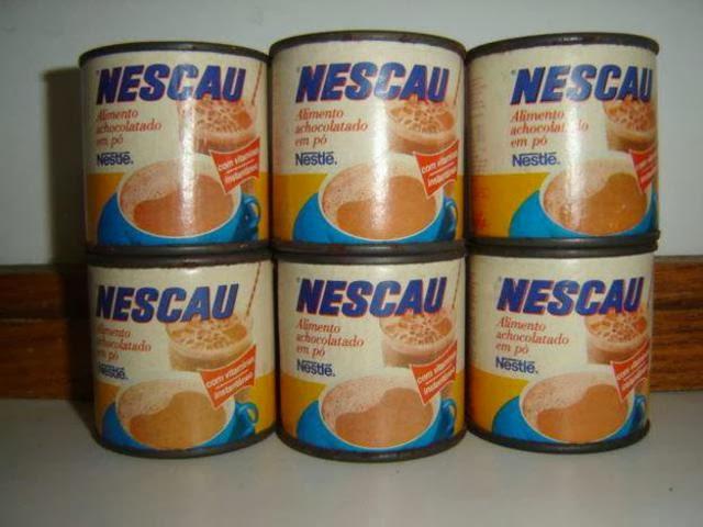 Você se lembra destes produtos?