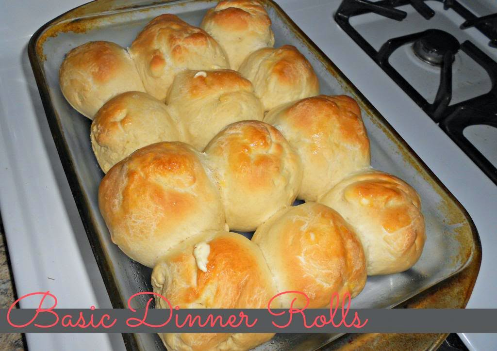 Basic Dinner Rolls Full Video Tutorial