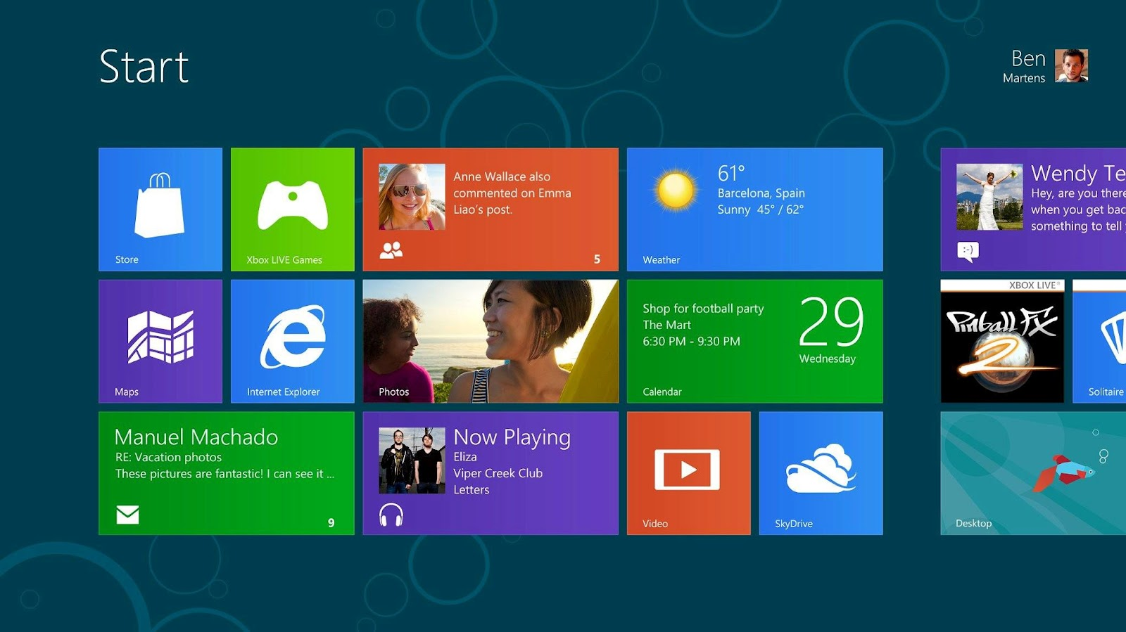 Review Windows 8 Kelebihan dan Kekurangan