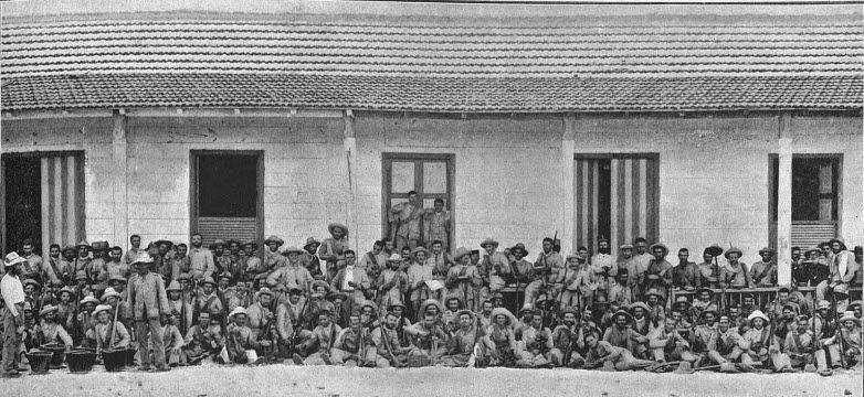 Batallón de León, Guerra de Cuba
