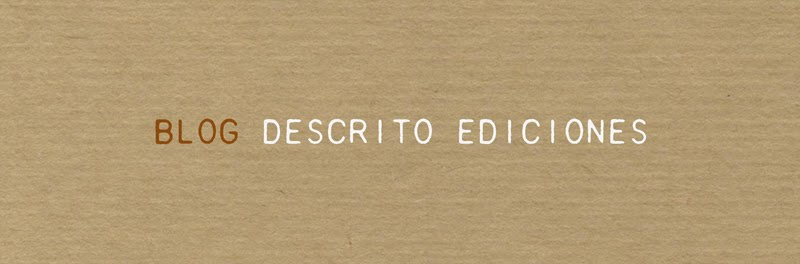 BLOG DESCRITO EDICIONES