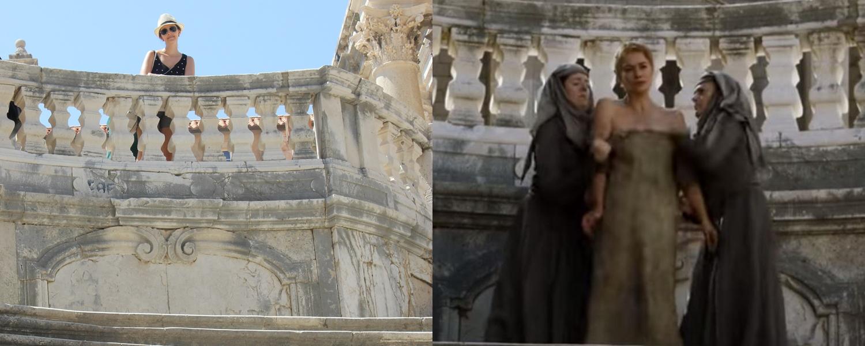 Viajes de la parejita croacia iii dejamos dubrovnik for Escaleras juego de tronos