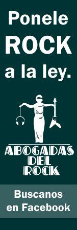 ABOGADAS DEL ROCK