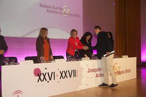 Vídeo entrega III Premio Innovación e Investigación Educativa ADO 2015
