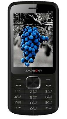 symphony, symphony mobile, symphony mobile bangladesh, symphony multimedia mobile, Symphony S103