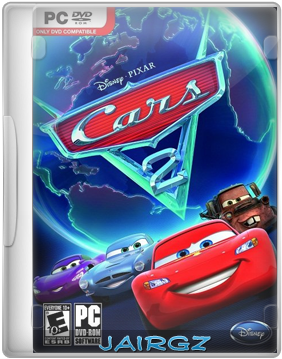 Cars 2 The Video Game [PC/Full/Español] tusjuegospc.org