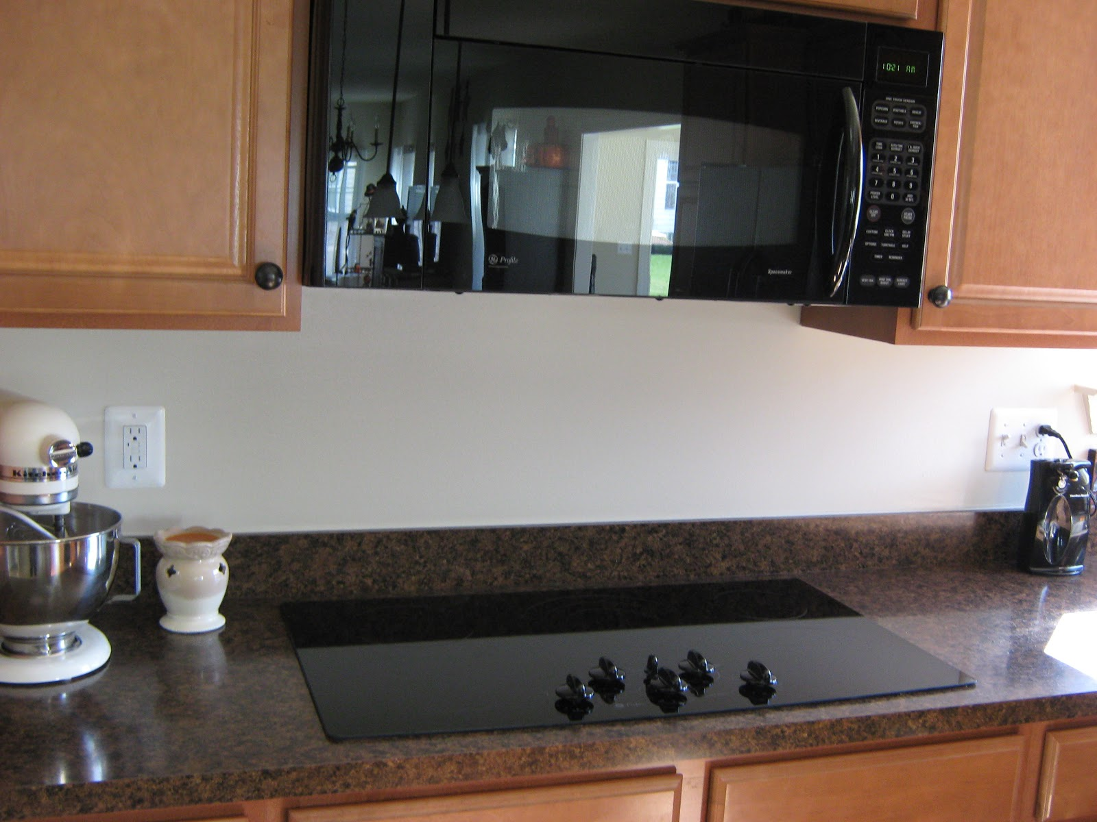 FakeIt Frugal Fake Punched Tin Backsplash