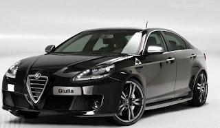 Alfa Romeo, ecco il poker. Nel 2013 la 4C, nel 2014 la Giulia e il SUV ...