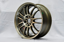 Re30 volk racing Hyper bronze-Replica