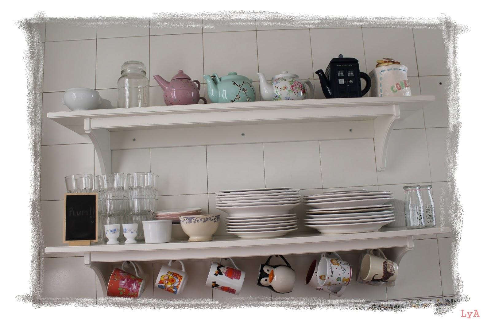 Cocinando un abril encantado mi cocina de ikea for Ikea baldas cocina