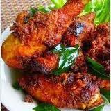 Resepi Ayam Goreng Berempah Yang Rangup