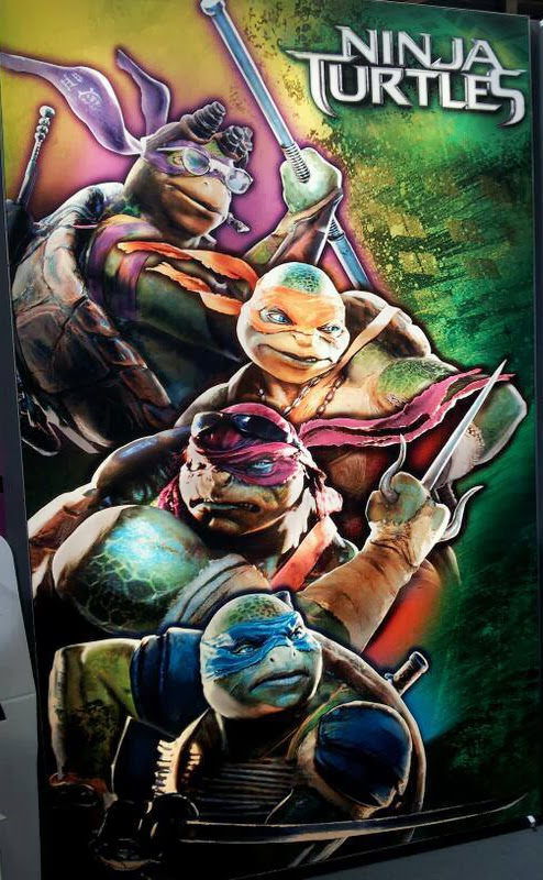 first quotninja turtlesquot 2014 movie poster