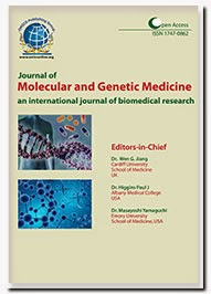 <b>Journal of Molecular and Genetic Medicine</b>