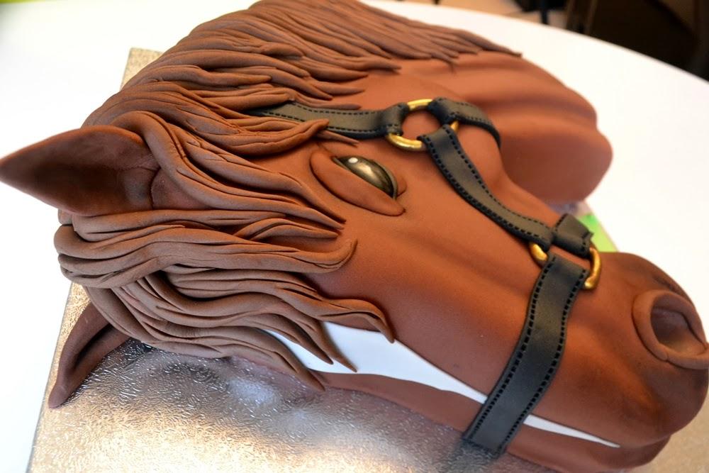 how to make a pony cake