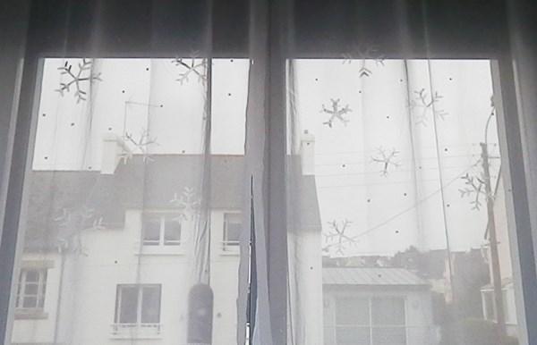Du blanc de Meudon pour décorer vos fenêtres