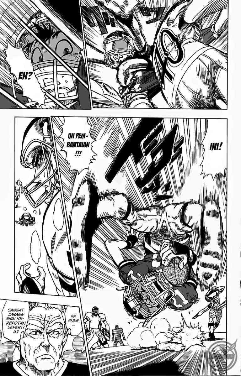 Komik eyeshield 21 018 - dunia dengan kecepatan cahaya 19 Indonesia eyeshield 21 018 - dunia dengan kecepatan cahaya Terbaru 5|Baca Manga Komik Indonesia|