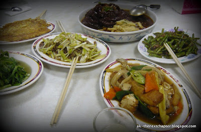 Excellent food in Taiwan