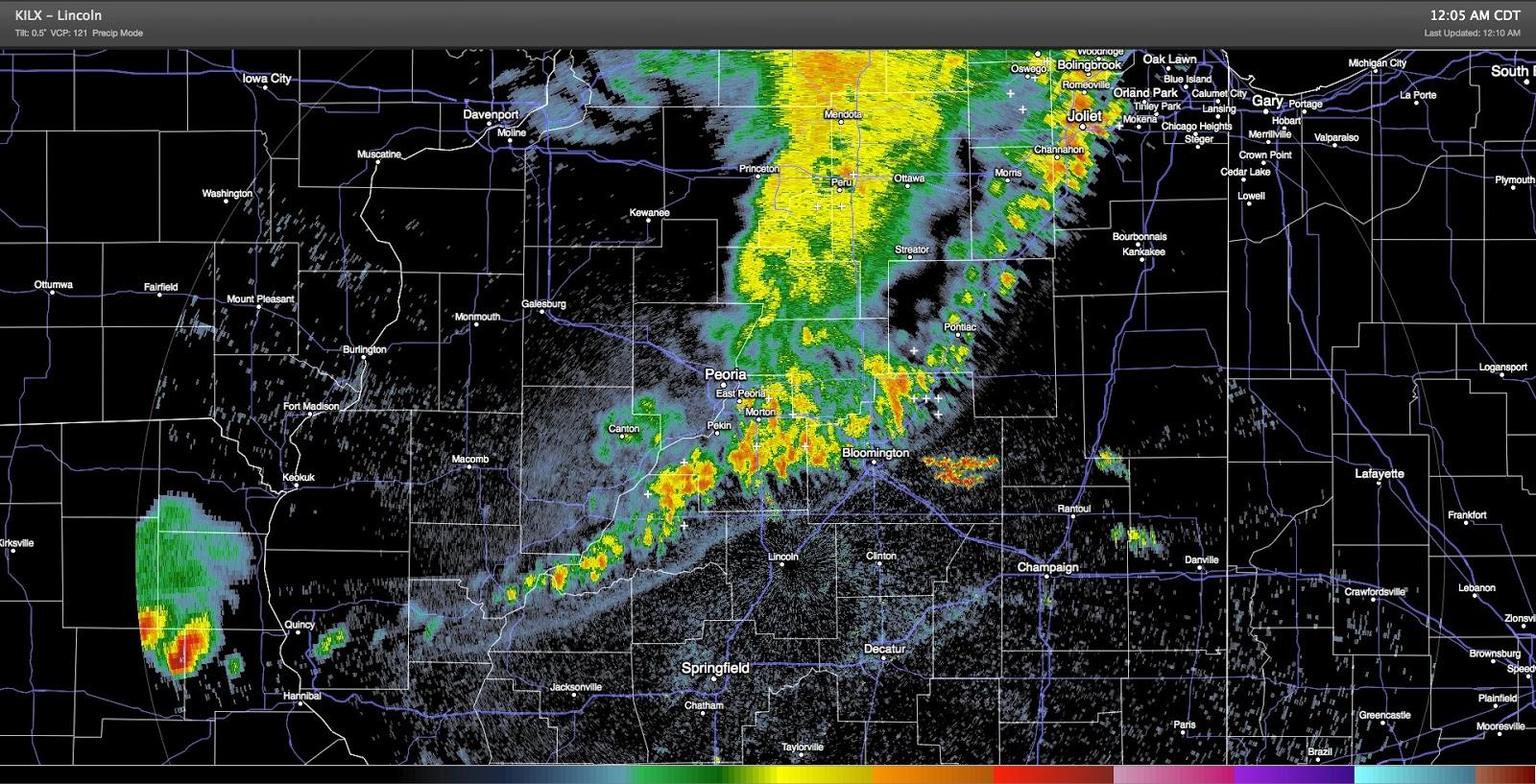 Radar Chilly Rain Today Storms Tonight