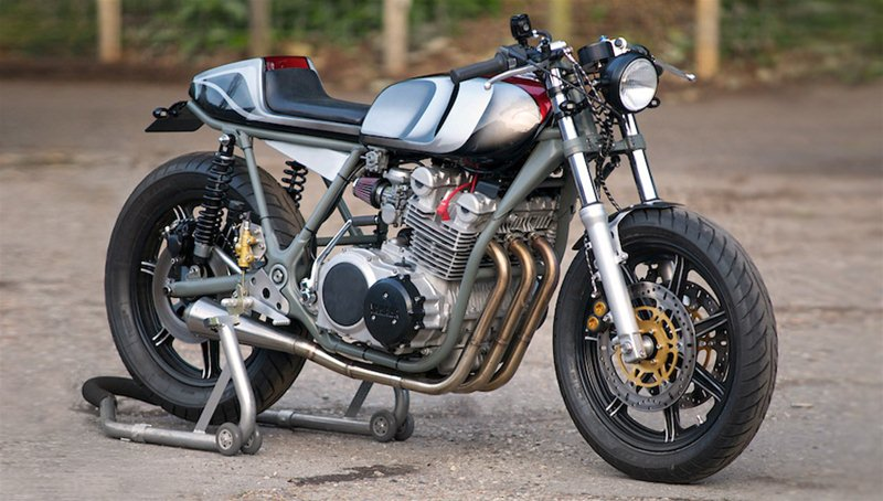 CUSTOM MOTORCYCLE Hydro Carbonsblogspot CAFE
