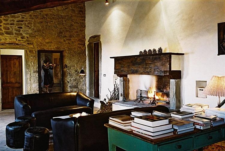 Decoracion Italiana Rustica ~  09 antes despues reforma casa campo italia decoracion rustica html