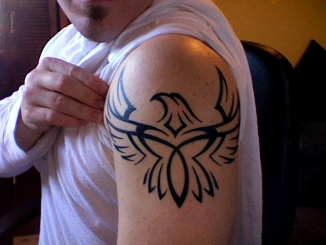 Wild Tattoos: Eagle Tattoo Pics