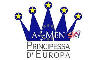 Miss Principessa d'Europa - Concorso Internazionale di Bellezza