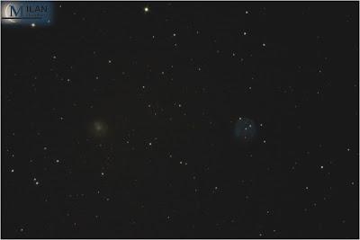 NGC246 and NGC255
