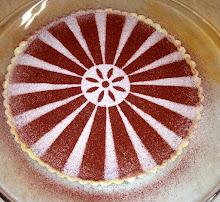 Red Chili Chocolate Torte