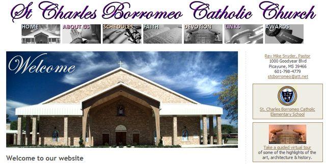 ScBorromeo.org -  Patron Saints