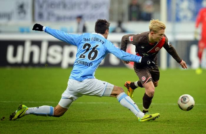 1860 München vs St. Pauli