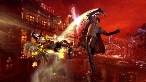 DmC: Devil May Cry To Hit PC on January 25, 2013