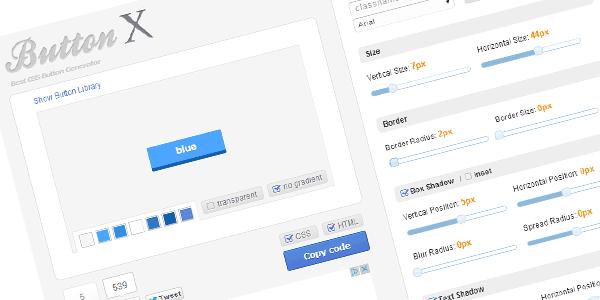 Cara Mudah Membuat Button Dengan CSS Button Generator