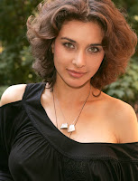 Indo-Canadian actress Lisa Ray