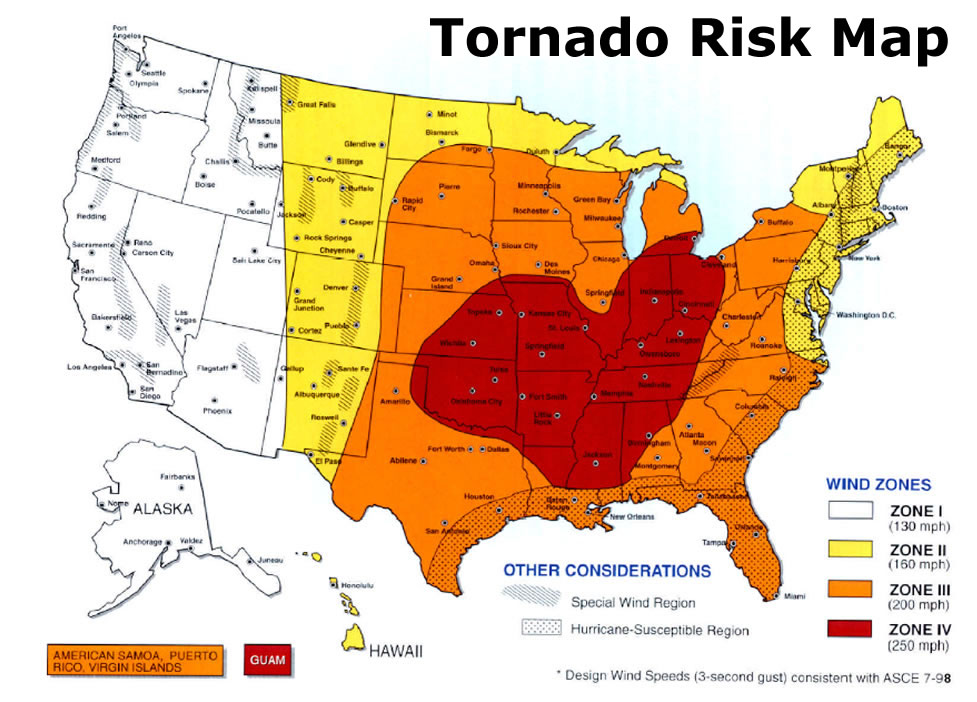 Great Walls of America 'could stop tornadoes' - Page 2 - Science ...