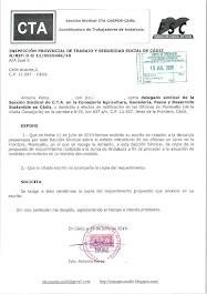 Solicitamos a la Inspección de Trabajo copia del requerimiento realizado a la Junta de Andalucía po
