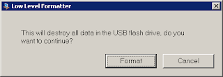 Cara Memperbaiki Flash disk