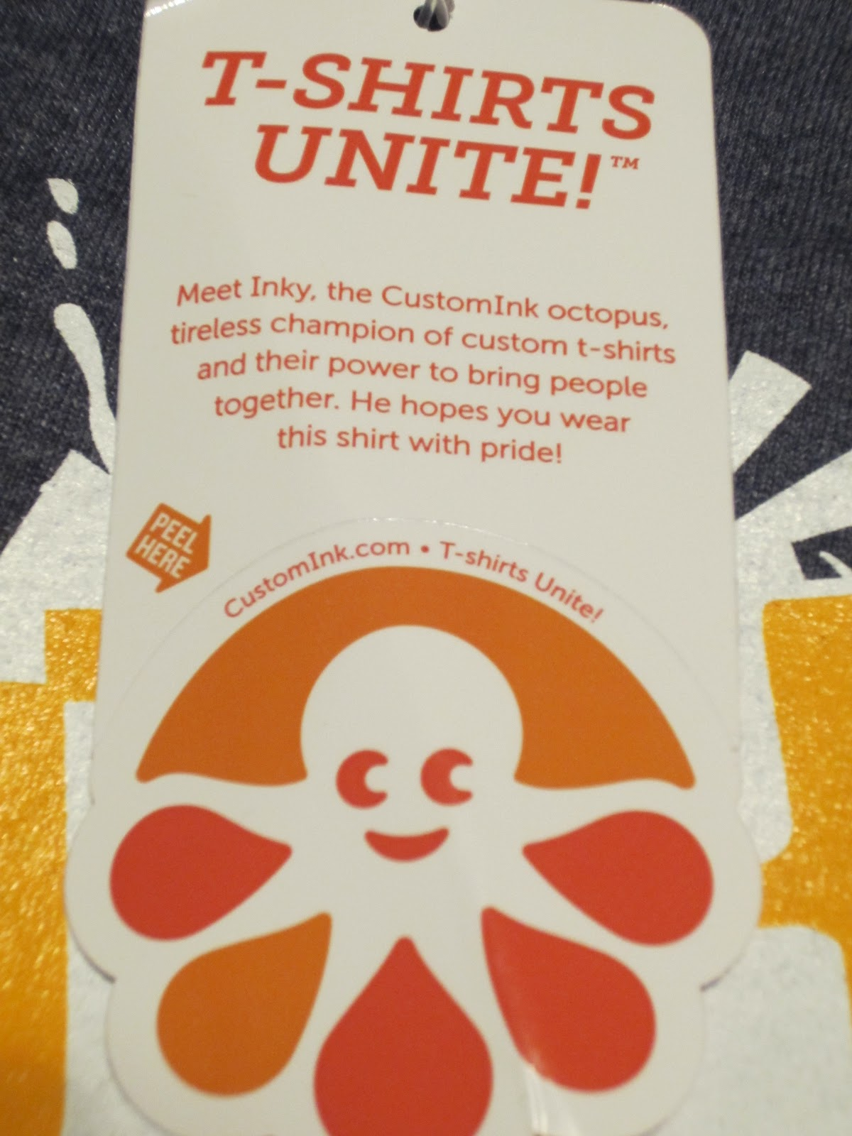 CustomInk T-Shirts Review