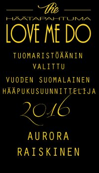 Vuoden Hääpukusuunnittelija 2016
