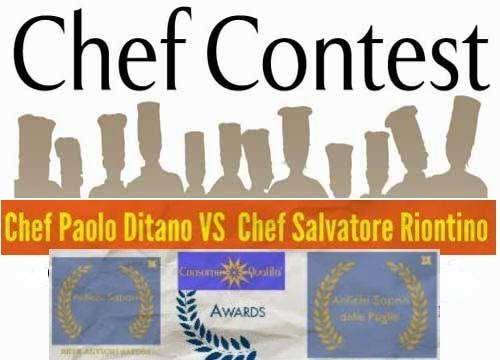 CHEF CONTEST ANTICHI SAPORI DELLE PUGLIE