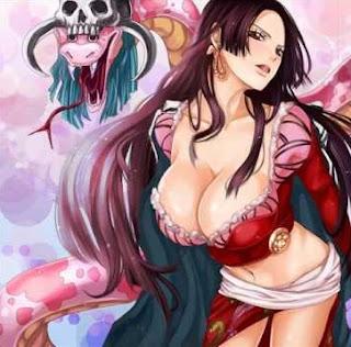 Gambar Anime Wanita tercantik di one piece